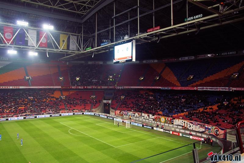 AFC Ajax - NEC (1-1, 3-2 N.V.) | VAK410