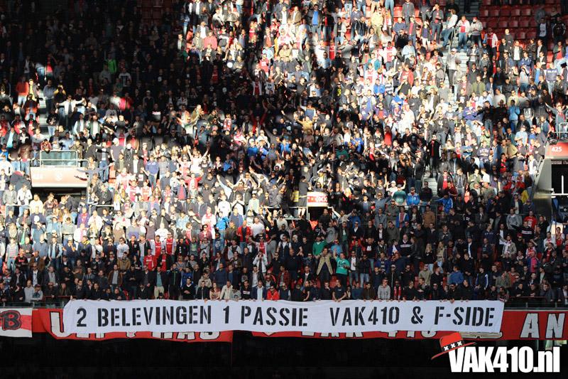 AFC Ajax - NEC (2-2) | 03-05-2014 | VAK410