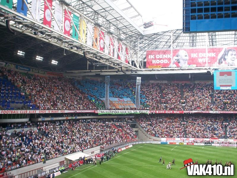 AFC Ajax - NEC (2-0) | 24-09-2006 | VAK410