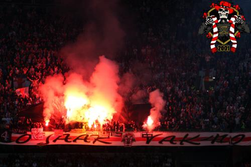 AFC Ajax - Vitesse (4-1)