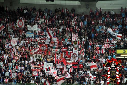 AFC Ajax - FC Twente JC schaal (1-2)