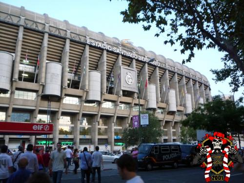 Real Madrid - AFC Ajax (3-0)