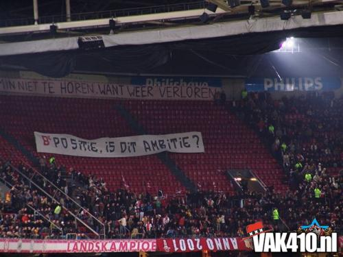 AFC Ajax - Willem II (1-0) | 08-02-2006