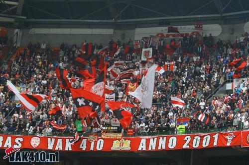 AFC Ajax - AZ (1-1)   26-04-2009