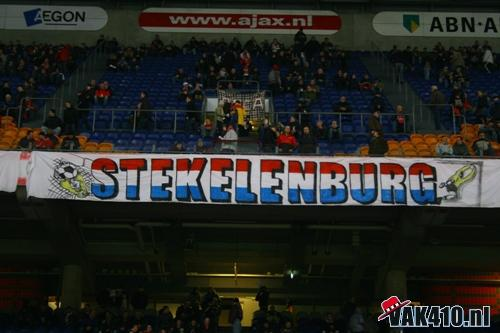 AFC Ajax - Heracles (2-2)   03-02-2009