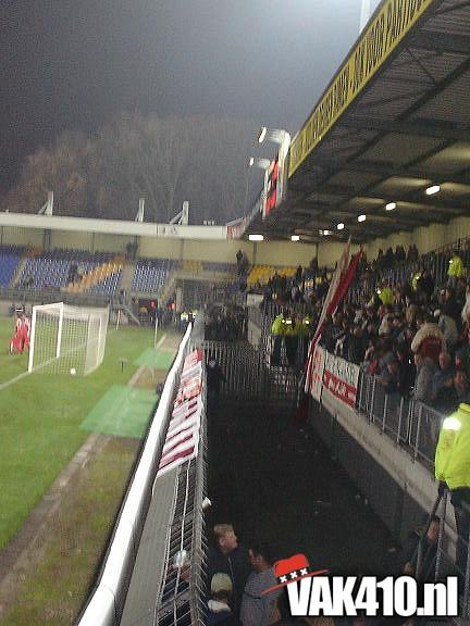 RKC Waalwijk - AFC Ajax (1-2)   03-12-2004