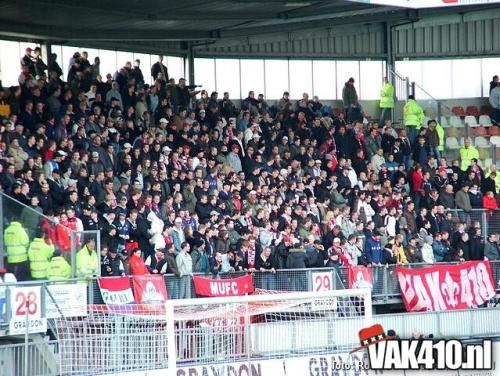 Sparta - AFC Ajax (3-0)   26-11-2006