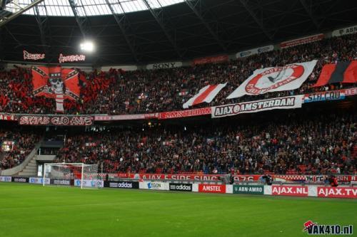 AFC Ajax - SC Heerenveen (5-1)   22-11-2009