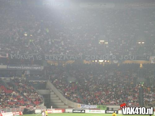 AFC Ajax - Roda JC (1-0) | 25-09-2004