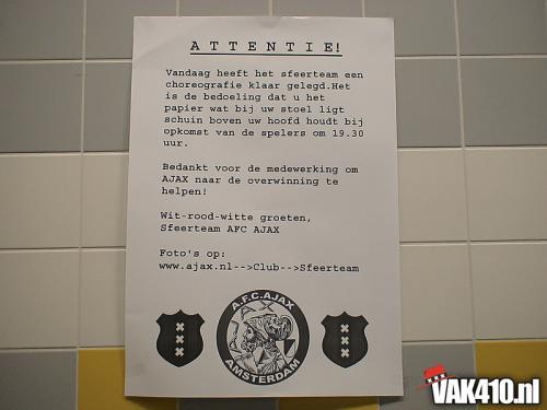AFC Ajax - PSV (0-0)   11-03-2006