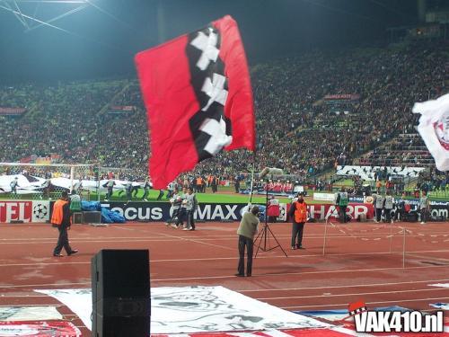 FC Bayern - AFC Ajax (4-0) | 28-09-2004