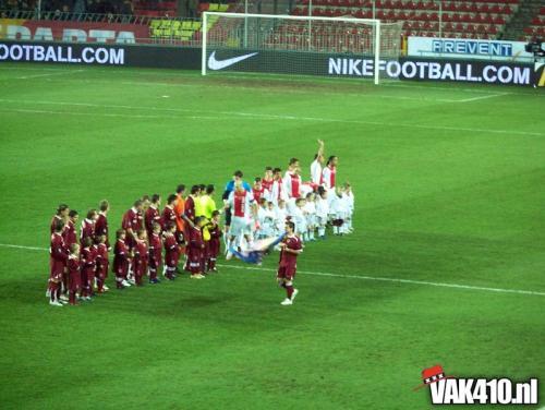 Sparta Praag - AFC Ajax (0-0) | 23-11-2006