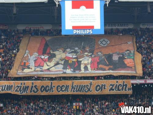 AFC Ajax - FC Utrecht (2-0) | 21-01-2007