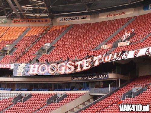 AFC Ajax - FC Twente (1-2)   06-02-2005