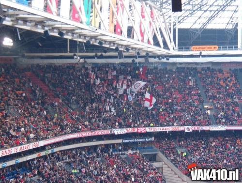 AFC Ajax - NEC (1-0)   25-01-2004