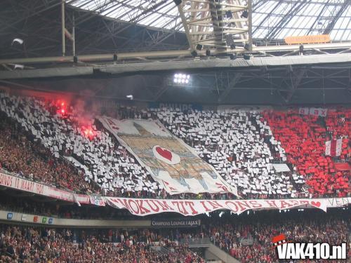 AFC Ajax - Feyenoord (1-1)   14-11-2004