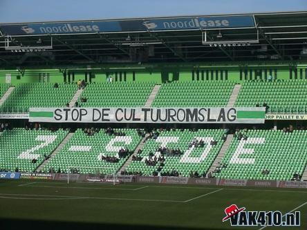 FC Groningen - AFC Ajax (0-1)   25-01-2009
