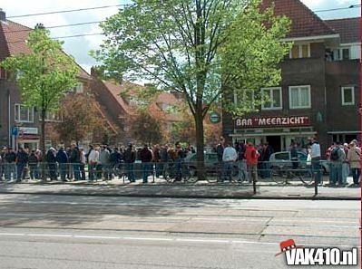 AFC Ajax - RKC Waalwijk (4-0) | 07-05-2005