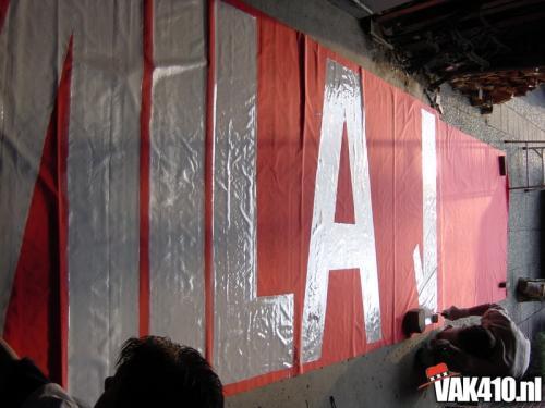 AFC Ajax - AC Milan (0-0) | 08-04-2003