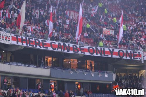 AFC Ajax - FC Thun (2-0)   18-10-2005