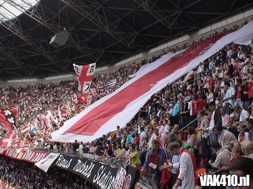 AFC Ajax - PSV (1-0) JCS   13-08-2006