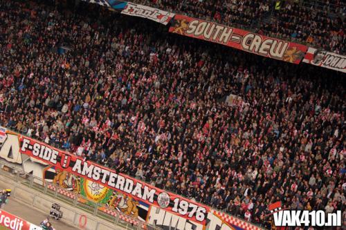 AFC Ajax - AC Milan (1-1)   01-10-2013