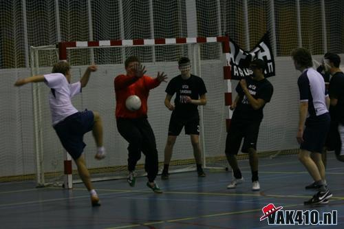 VAK410 Zaalvoetbaltoernooi | 24-01-2009