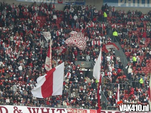 AFC Ajax - Roda JC (4-2) | 14-03-2004