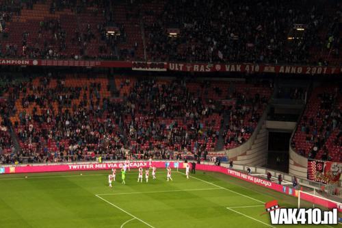 AFC Ajax - Go Ahead Eagles (6-0) | 28-09-2013