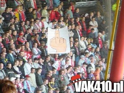 PSV - AFC Ajax (2-0) | 23-03-2003