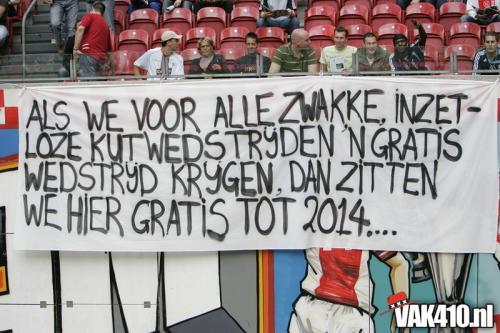 AFC Ajax - FC Groningen (2-2) | 02-09-2007