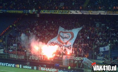 Internazionale - AFC Ajax (1-0)   14-03-2006