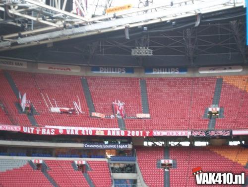AFC Ajax - RKC Waalwijk (5-0) | 20-08-2006