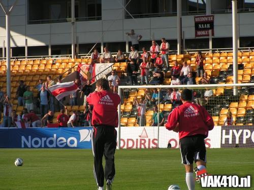 IK Start - AFC Ajax (2-5) | 10-09-2006