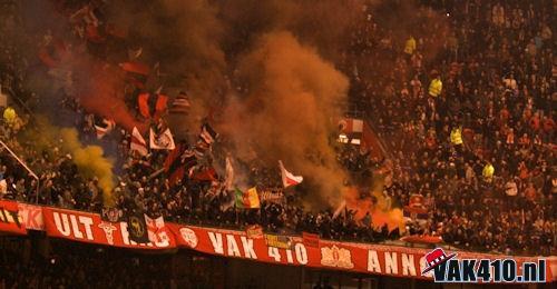 AFC Ajax - Feyenoord (2-0)   15-02-2009
