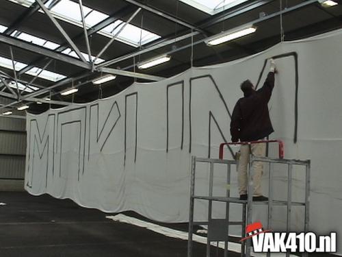 AFC Ajax - PSV (2-1)   08-02-2004