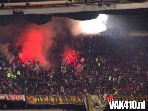 AFC Ajax - FC Twente (2-0) | 19-11-2005