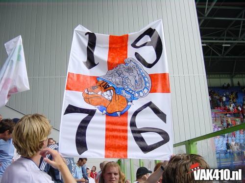 Vitesse - AFC Ajax (1-2) | 17-08-2003