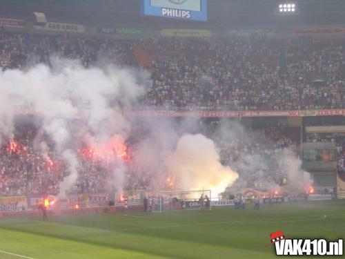 AFC Ajax - Heerenveen (3-0)   29-05-2003