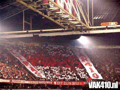 AFC Ajax - Heracles (0-0) | 15-10-2005
