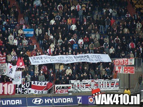 NAC - AFC Ajax (1-2) | 13-02-2005