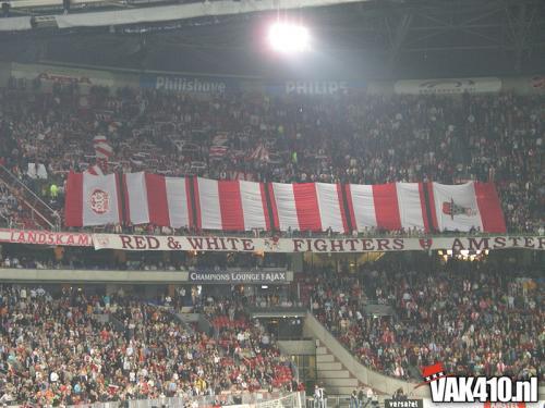 AFC Ajax - SC Heerenveen (0-0) | 28-10-2005