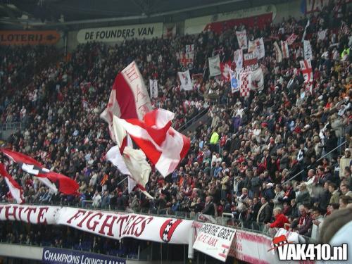 AFC Ajax - Vitesse (1-0) | 12-12-2004