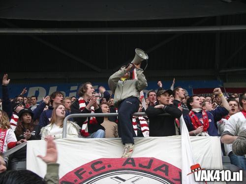 AFC Ajax - AZ (4-2) | 10-04-2005