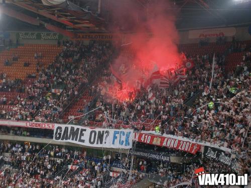 AFC Ajax - FC Kopenhagen (0-2)   23-08-2006