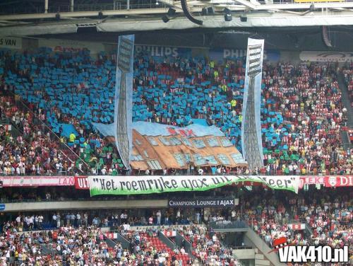 AFC Ajax - NEC (2-0)   24-09-2006
