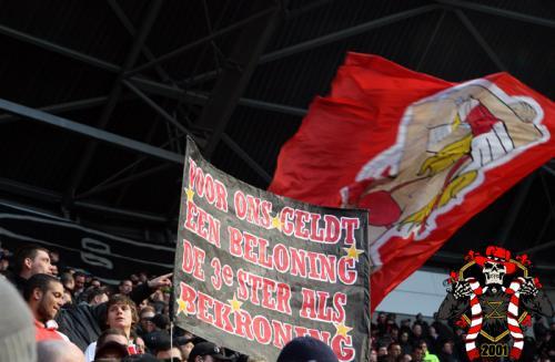 Ajax - AZ (1-0)