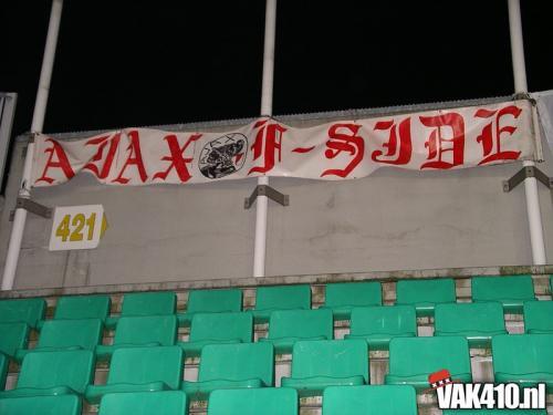 Club Brugge - AFC Ajax (2-1) | 09-12-2003
