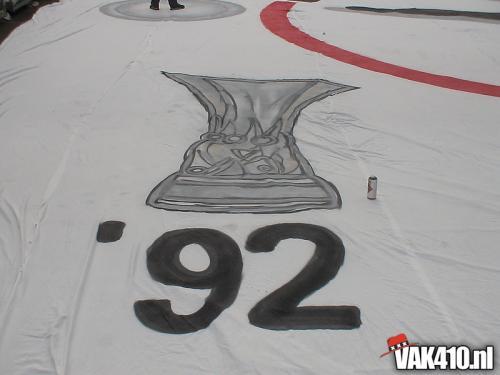 AFC Ajax - AZ (1-0)   09-04-2006
