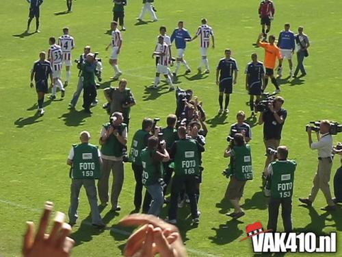 Willem II - AFC Ajax (0-2) | 29-04-2007